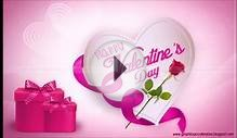 Happy VALENTINE DAY 2015 Cards,images,greetings, wishes,VIDEO