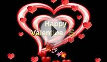 Happy Valentines Day Greeting, Card, E-Card Animated Wallpaper