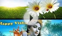 Happy Vishu 2015 Greetings, SMS, Wishes, Text Messages