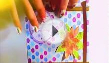 How to make greeting card for the New Year or Christmas ♥