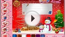 How to Make Your Own Christmas Cards Online with Playing Games