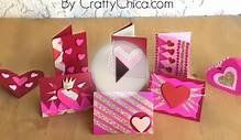 HOW TO: Mini-Valentine Cards