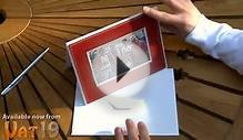 Mailable Photo Frame & Greeting Card