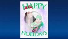 Make Christmas/Holiday eCard - Photoshop Project