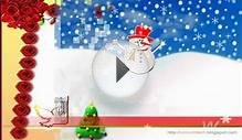 Merry Christmas & Happy New Year Greetings Cards 2012 Video