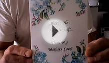 Mothers Day Greeting Card with Audio Message