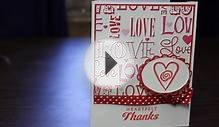 MVI_6330 Quick Valentine or Thank you card.