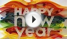 New Year 2015 Animation Greeting Cards