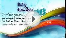 new year greeting cards in hindi