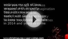 New Year Wishes 2016 Happy Greetings Messages