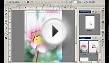 Page Plus SE (FREE) - one Creating a quick card from templates