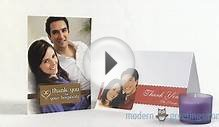 Personalized Photo Thank You Cards by Modern Greetings