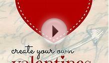 PicMonkey Tutorial: Make Your Own Valentines