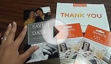 Save The Date Cards from Shutterfly | Thank You Cards