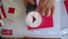 Slide Out Birthday Card With Hidden Message