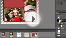 Tutorial: How to make a custom holiday photo card with