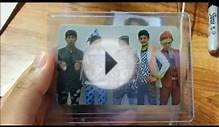 Unboxing (SHINee & 2AM) Kpop Photo Cards from Ebay