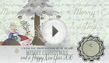 V-Card, last minute funny Happy New Year Greetings