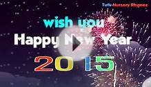 Wish You A Happy New Year 2015 | Greeting musical Card
