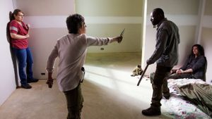 Walking Dead; Finale; Lennie James; Morgan Jones