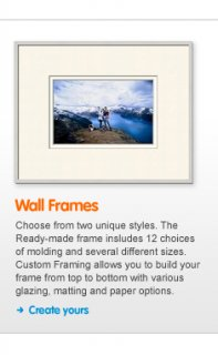 Wall Frames from imagekind Choose from Ready-made or Custom Framing