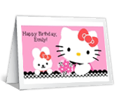 You're Special Birthday Printable Cards